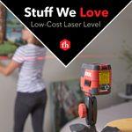 Stuff We Love: Low-Cost Laser Level