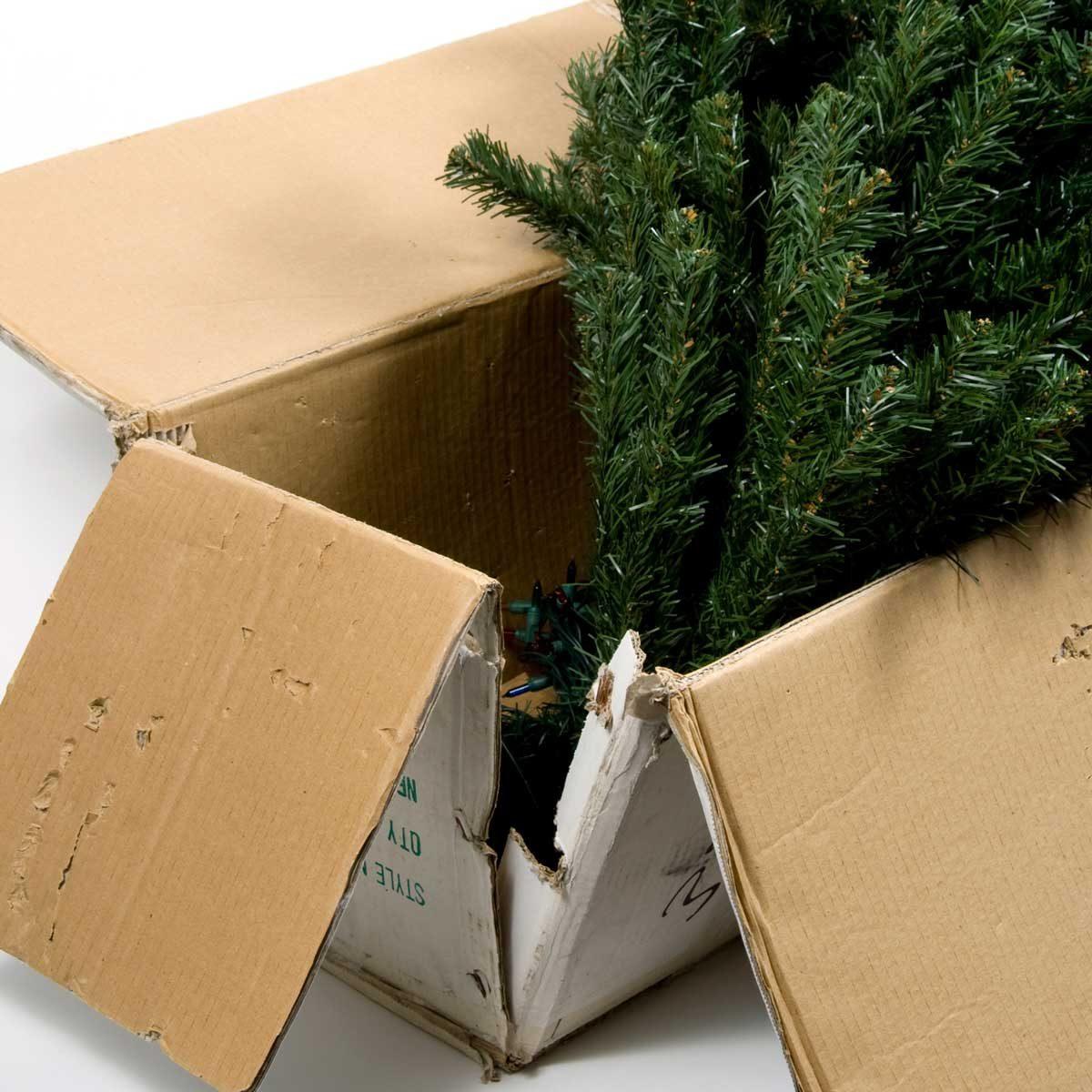 4 Ways To Store Christmas Trees Family Handyman