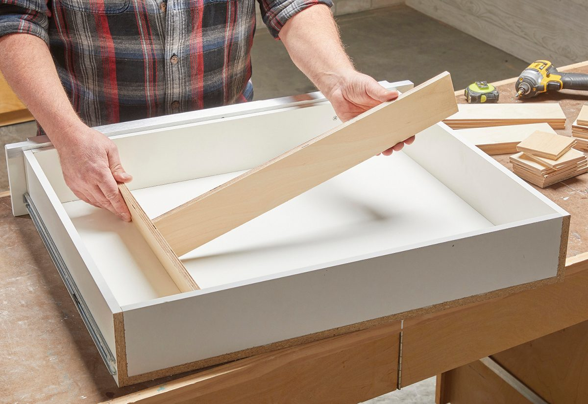 Build drawer dividers Fh21mar 608 51 002