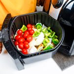 Here's What An Air Fryer Really Does to Your Food