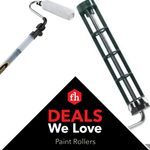 Deals We Love: Highly Rated Paint Rollers