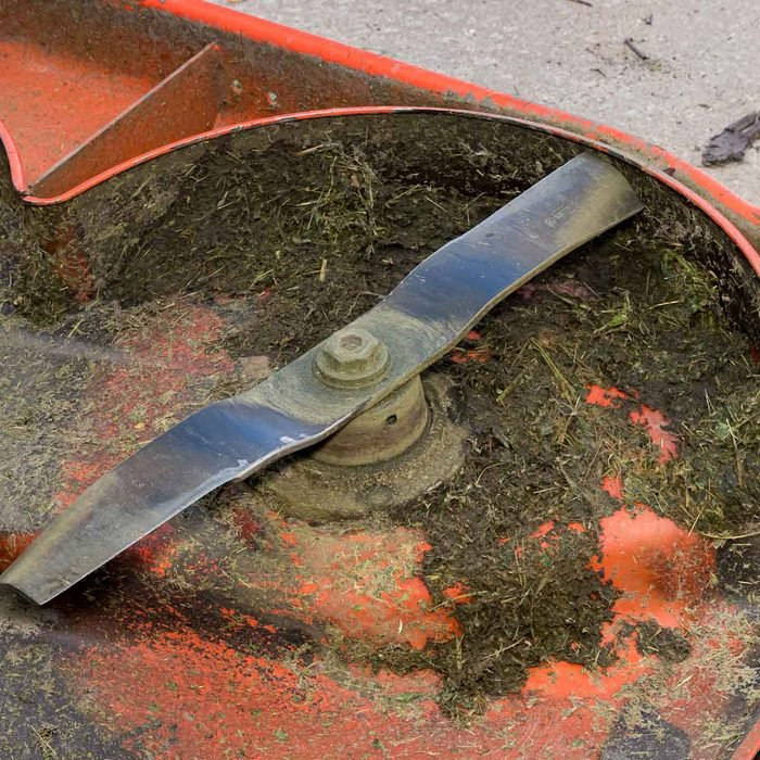 Clogged Mower Deck Gettyimages 1293643150