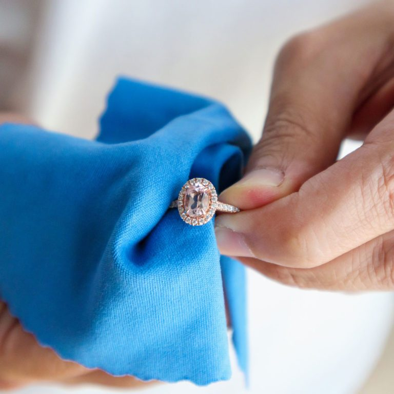 Diy Jewelry Care Polishing A Ring Gettyimages 1145943763