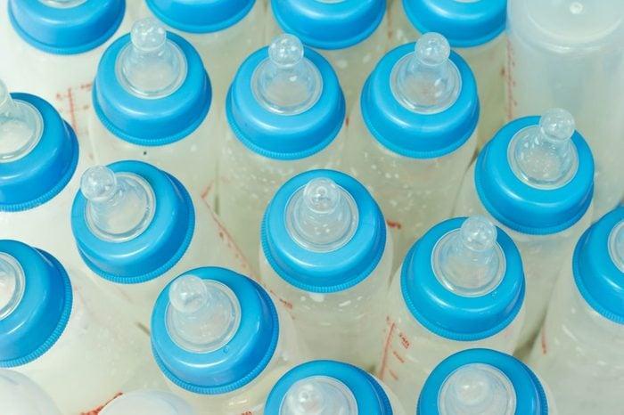 infant baby milk bottles feed