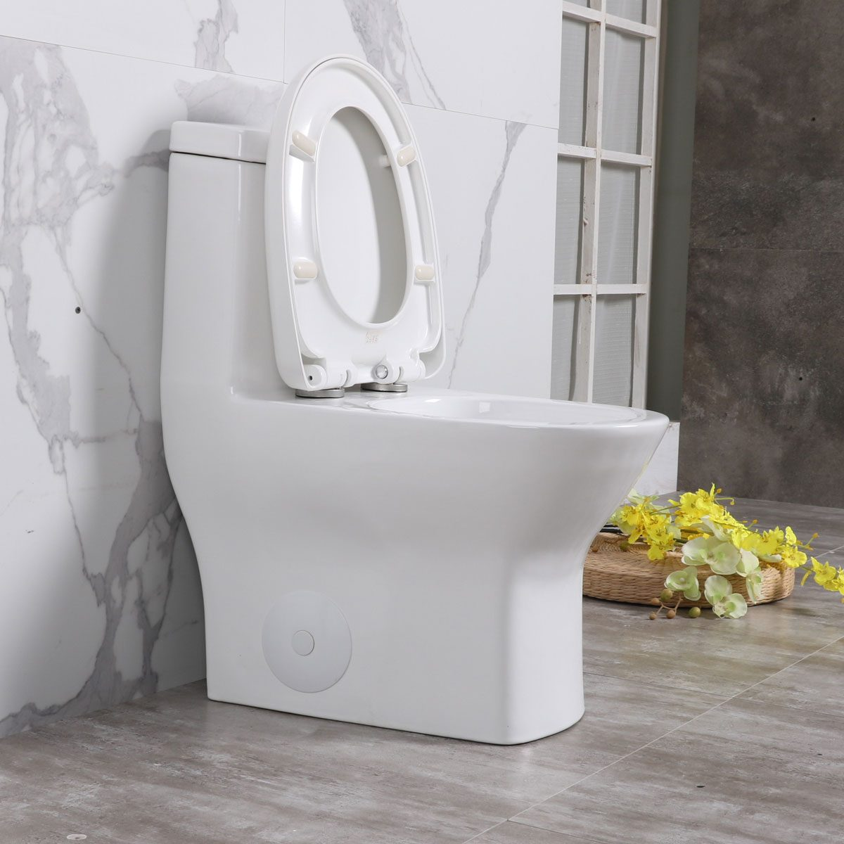 Toilet Yd23 Carus 23 Inch Tiny Small Short Toilet 5