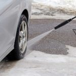 How to Wash Your Car at Home in Winter