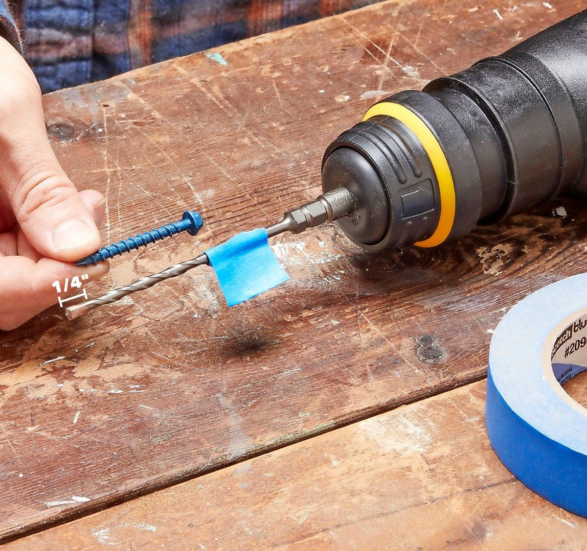 Drill deep Fh21apr 609 51 011 1200