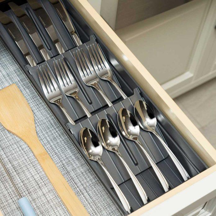 silverware organizer Holston+2.8+h+x+6+w+x+18.5+d+office+drawer+organizer