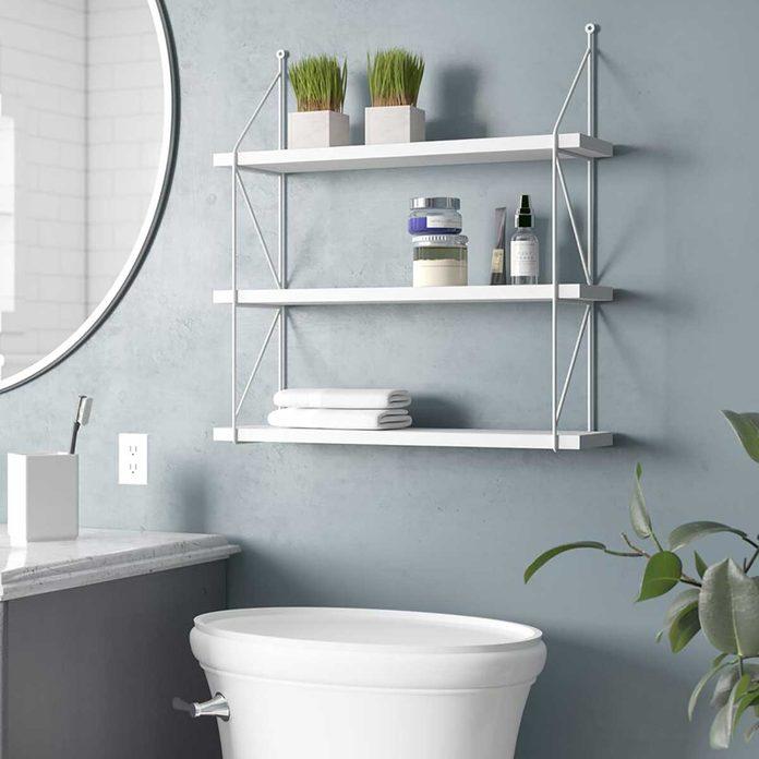 Molena 3 piece tiered shelf