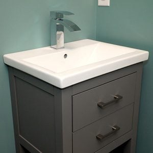 How to Install a New Bathroom Vanity and Sink