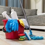 How to Deep-Clean Vinyl and Linoleum Floors