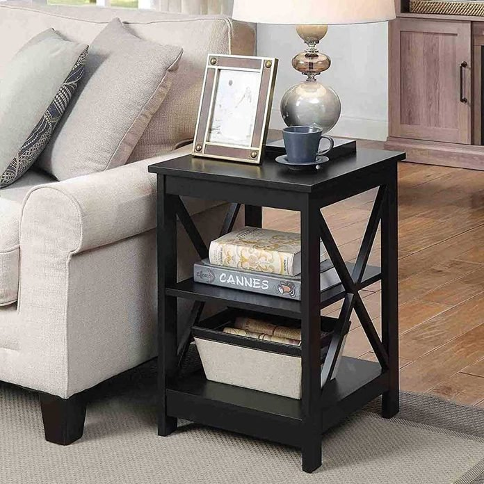 10 Best End Tables For The Living Room, Side Tables For Living Room