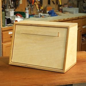 How to Make a DIY Bread Box