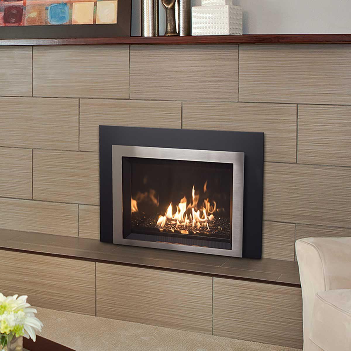 Gas Fireplace Insert Tofino I20s