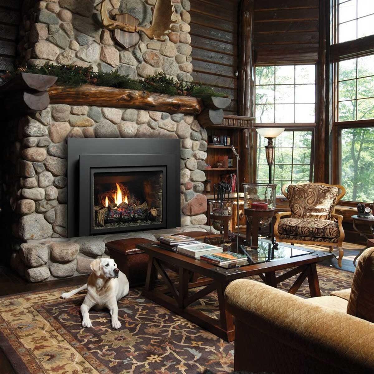 Gas Fireplace Insert Capella 3 1500x949