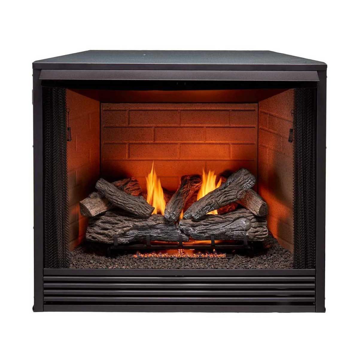 Gas Fireplace Insert Procom Gas Fireplace Inserts 170016 64 1000