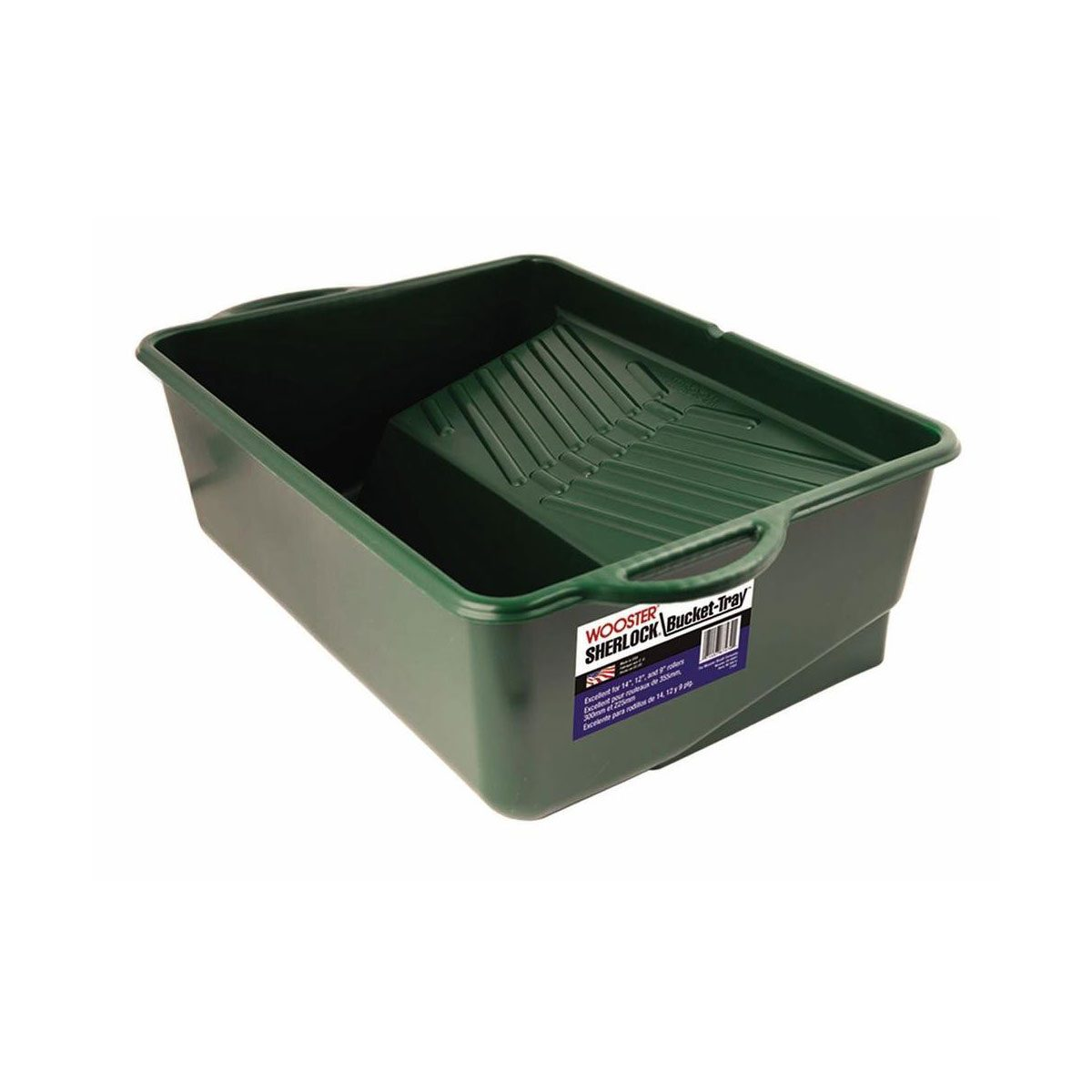 Paint Bucket Green Wooster Paint Buckets 0br4140140 64 1000