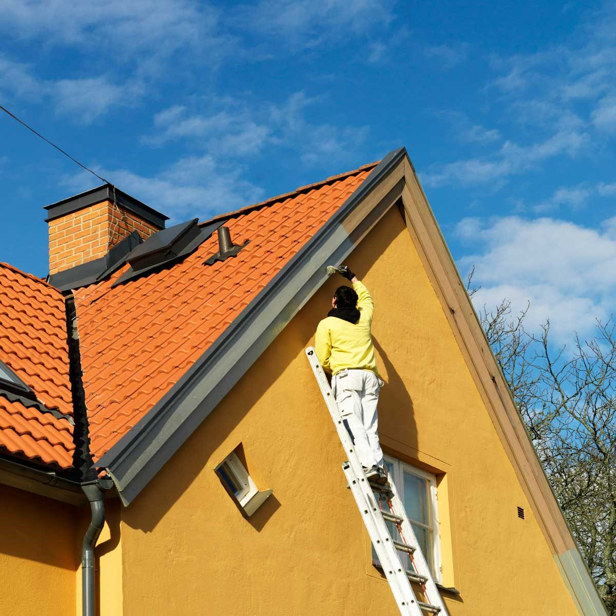 Paint when it's Hot Out Gettyimages 141469247