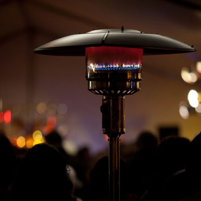 Patio Heater Gettyimages 462975881