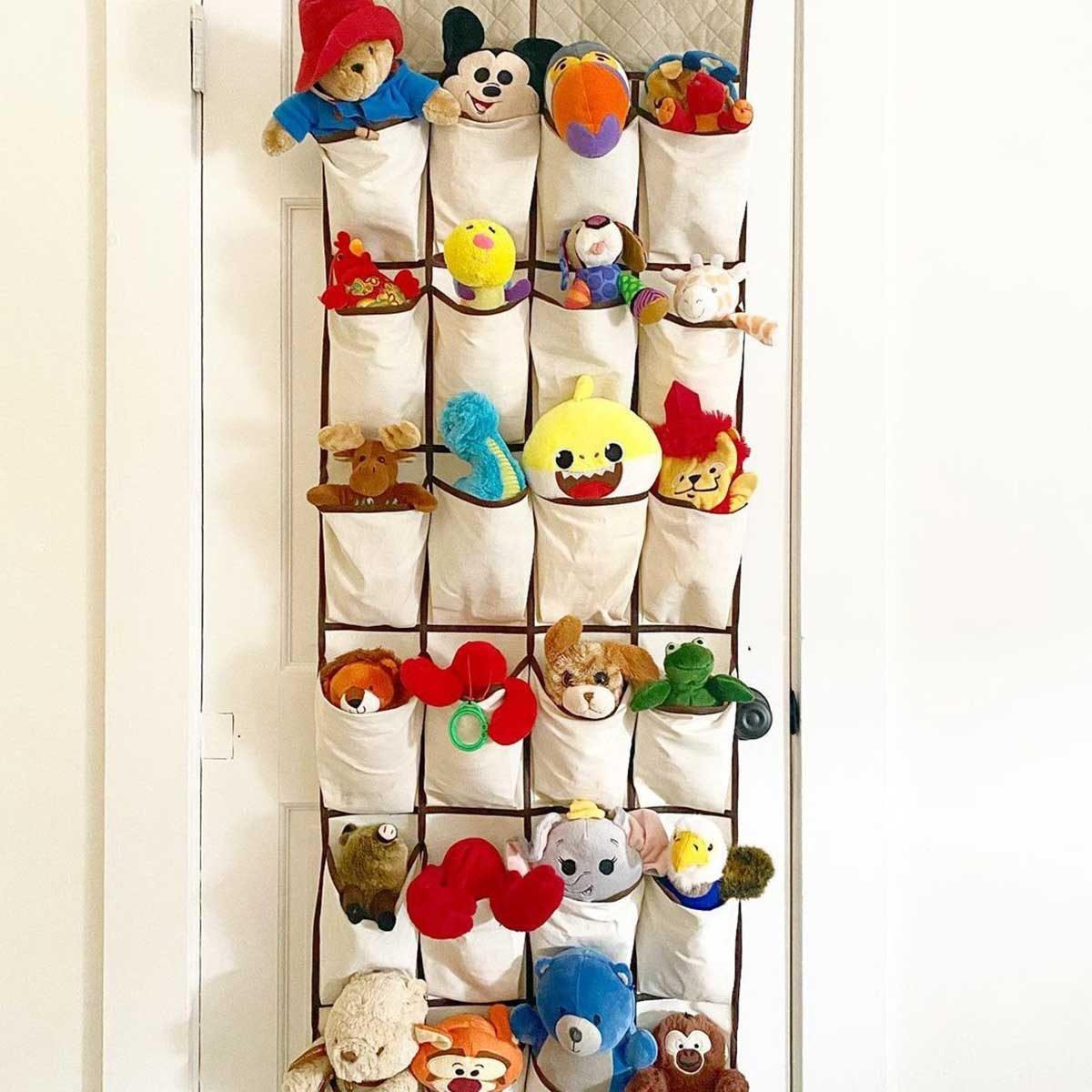 Stuffed Animal Storage 138600350 699891154010431 743092864784579756 N