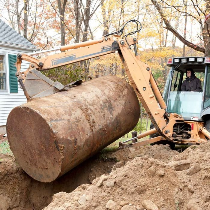 Underground Oil Tank Removal Gettyimages 187617432