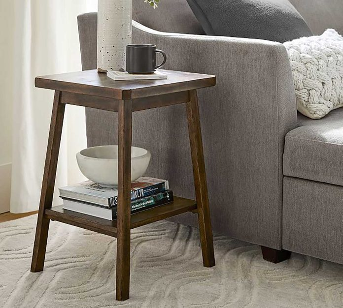 10 Best End Tables For The Living Room, Wooden End Tables For Living Room
