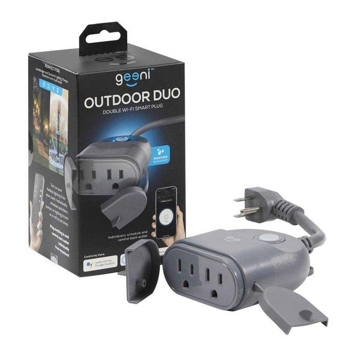 dual outlet smart plug