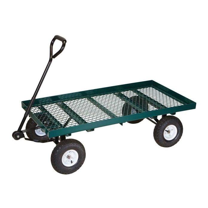 steel wagon