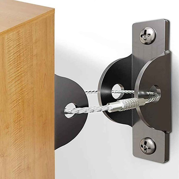 child proof furniture lock