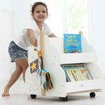 10 Cool Bookcases for Kids' Bedrooms