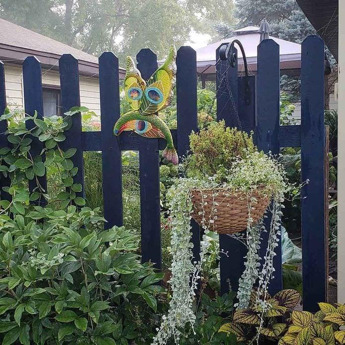 Navy Fence
