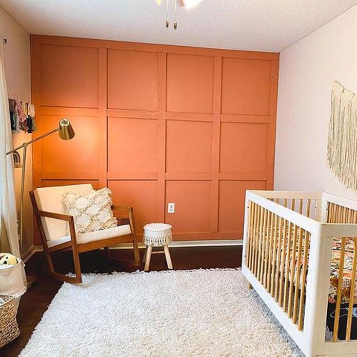 Coral Kids Room