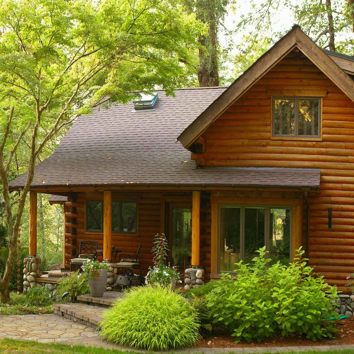 Log Cabin Gettyimages 185930591