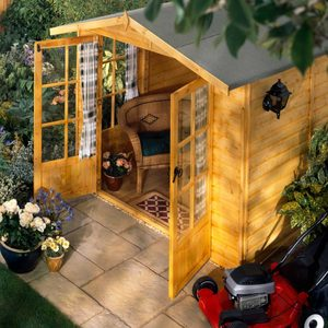What Is the Luxury Shed Trend?