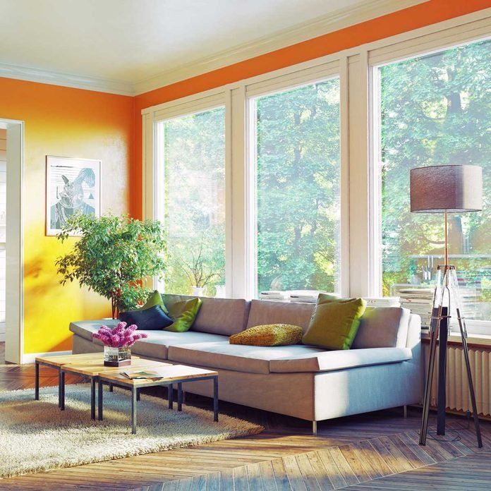 Orange Walls Gettyimages 525020612