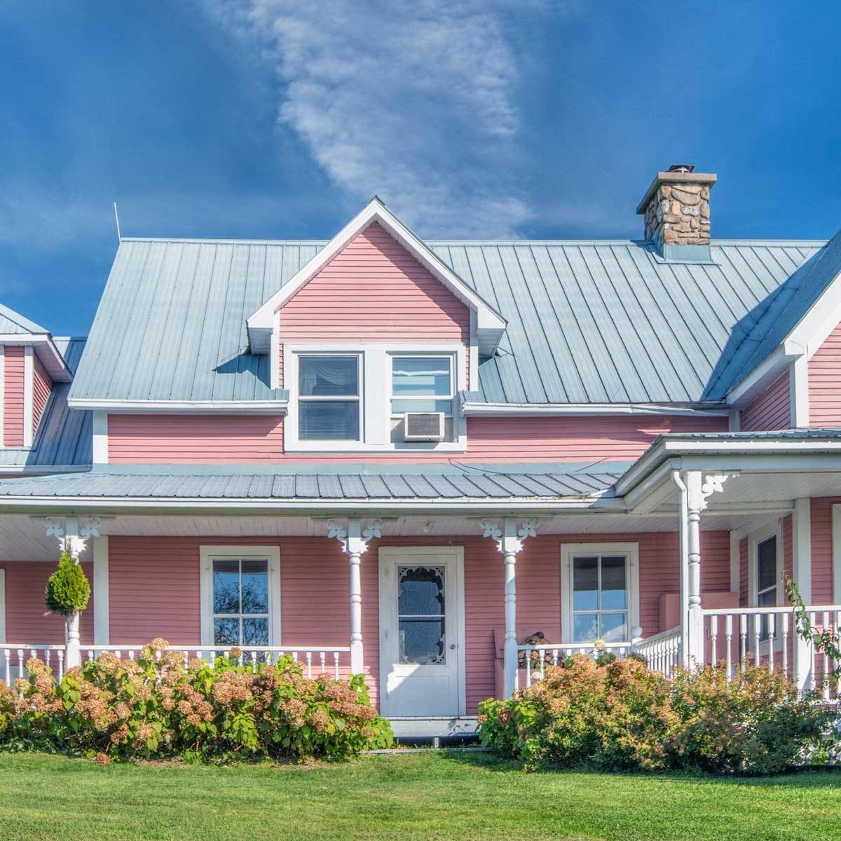 Exterior House Paint: 5 Colors That Could Devalue Your Home