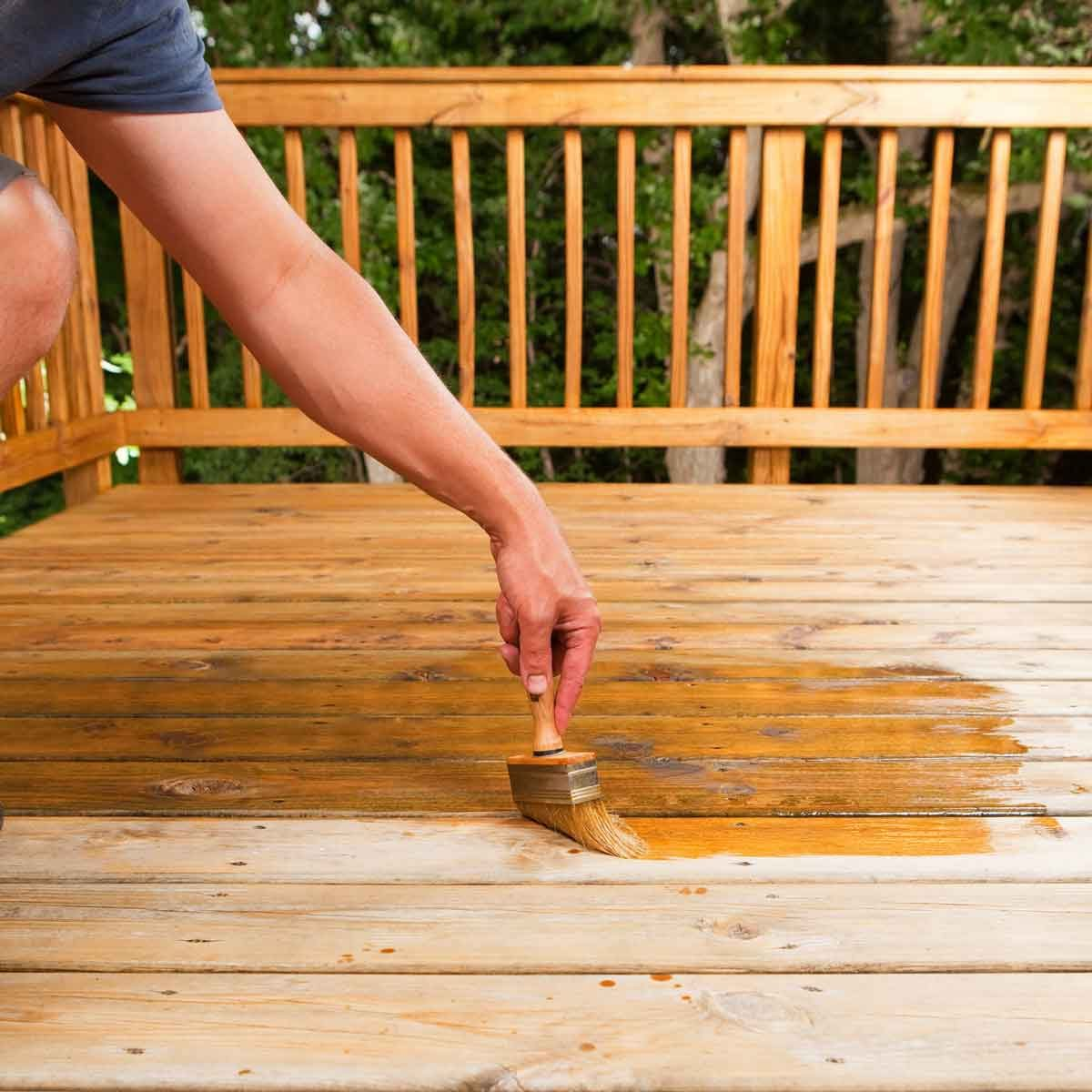 Best Deck Paints and Stains for 20   The Family Handyman