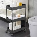 Design Your Small Bathroom with Space-Saving Items from Amazon