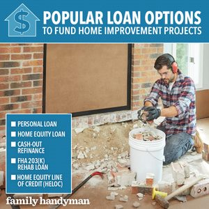 Popular Loan Options for Home Improvement Projects