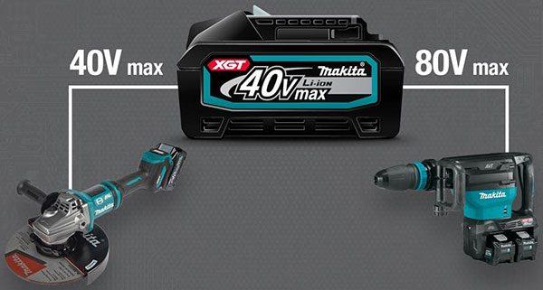 Makita Xgt Battery 40v80v