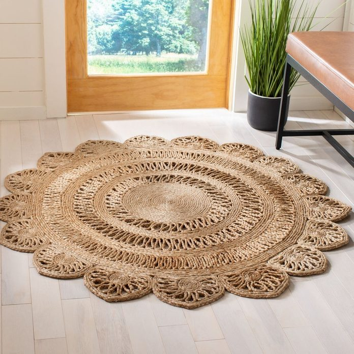 Safavieh Handmade Natural Fiber Riccarda Casual Jute Rug