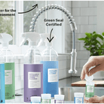 I Tried Brandless Cleaning Products and Here's What Happened