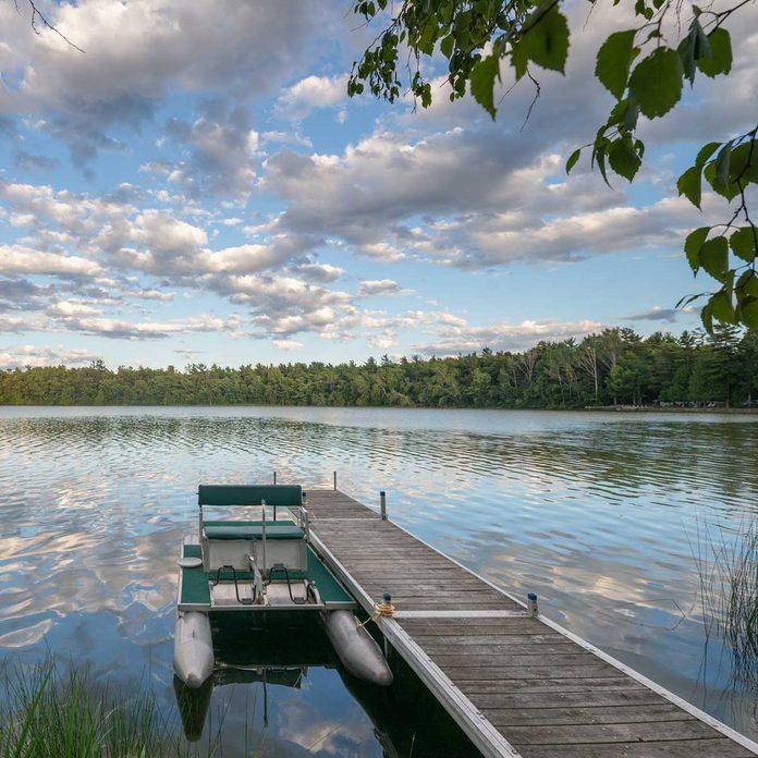 Cabin Dock