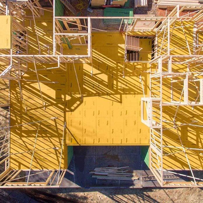 Construction Subfloor