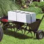 When and Where to Rent a Lawn Aerator