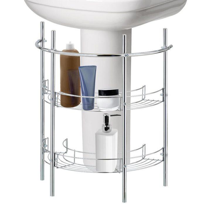 Pedestal Sink Organizer