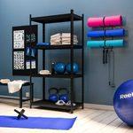 10 Home Gym Storage Ideas