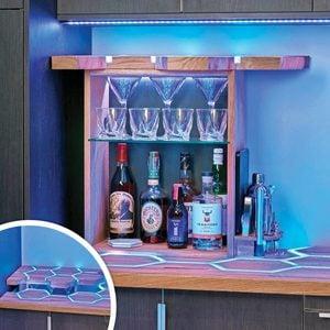 How To Build A Hidden Cocktail Bar