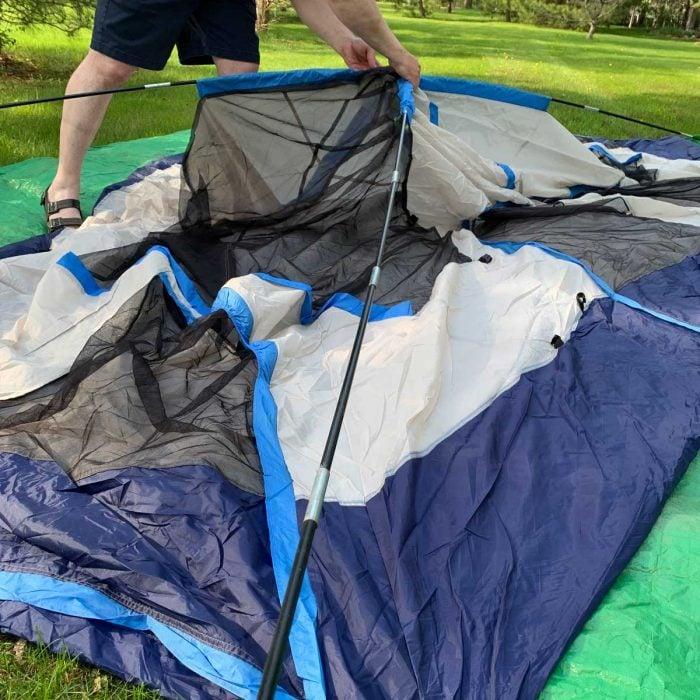 Raise Your Tent