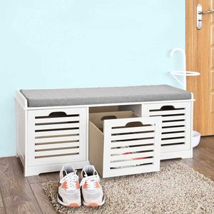 Find the Best Shoe Storage Bench for Your Entryway